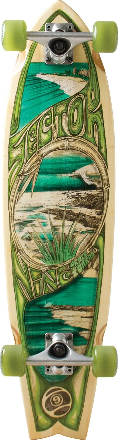 Sector 9 Snapper Complete Skateboard, http://downhill.cybermarket24.com/sector-9-snapper-complete-skateboard-8-75inch-x-34-0inch/