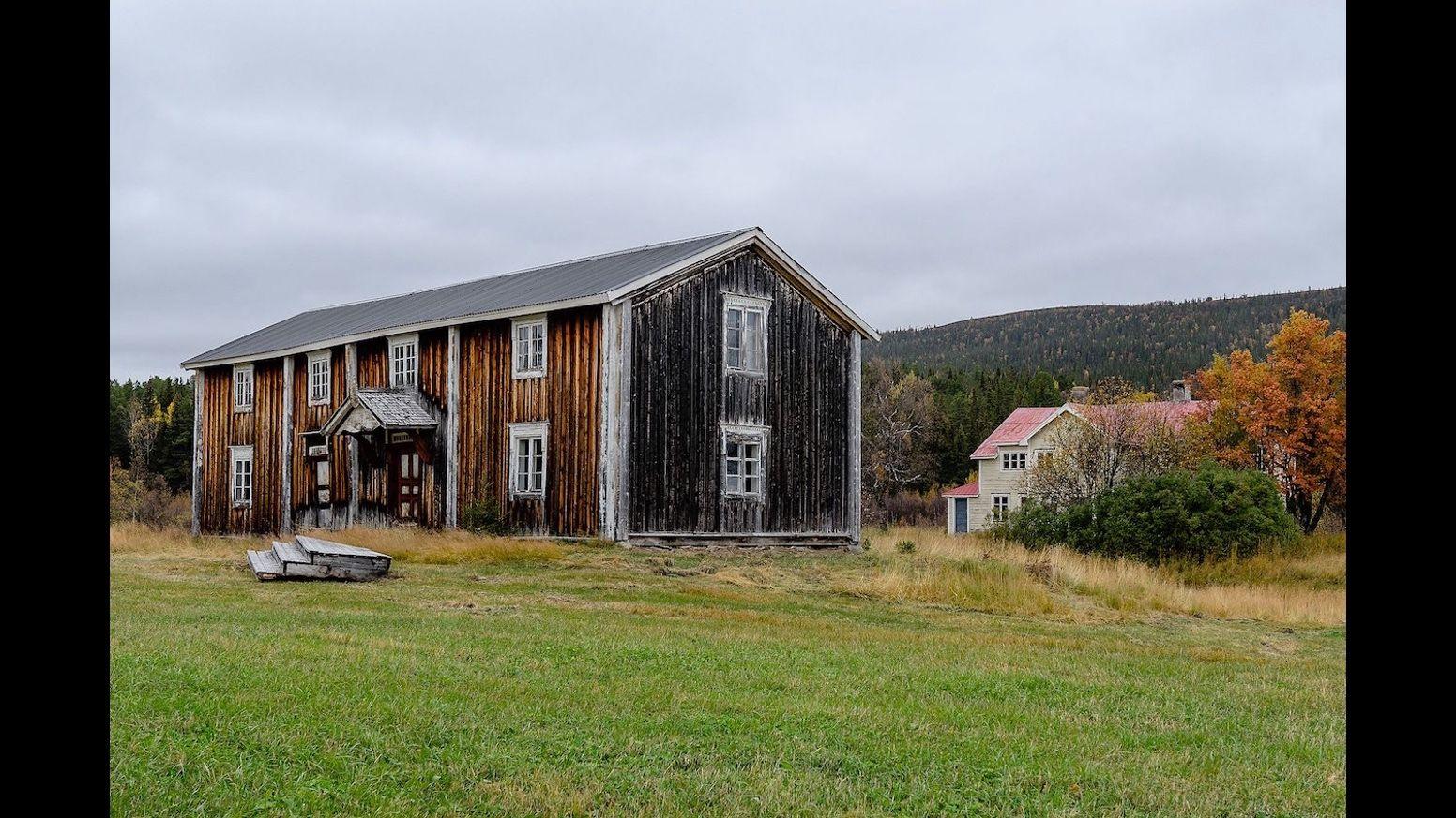 Bostadsbrist i Sverige? PÃ¥ den svenska landsbygden finns ju ...
