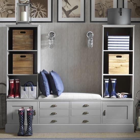 Hallway Storage Bench, Hallway Storage Furniture Ideas