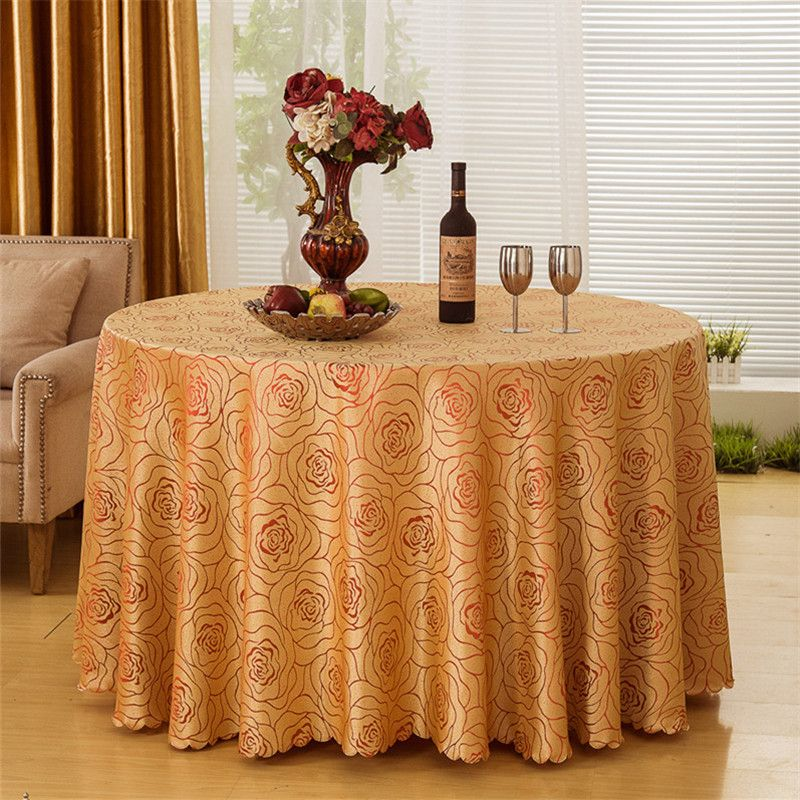Table Cloth For Restaurants By China Wholesale Table Hospital