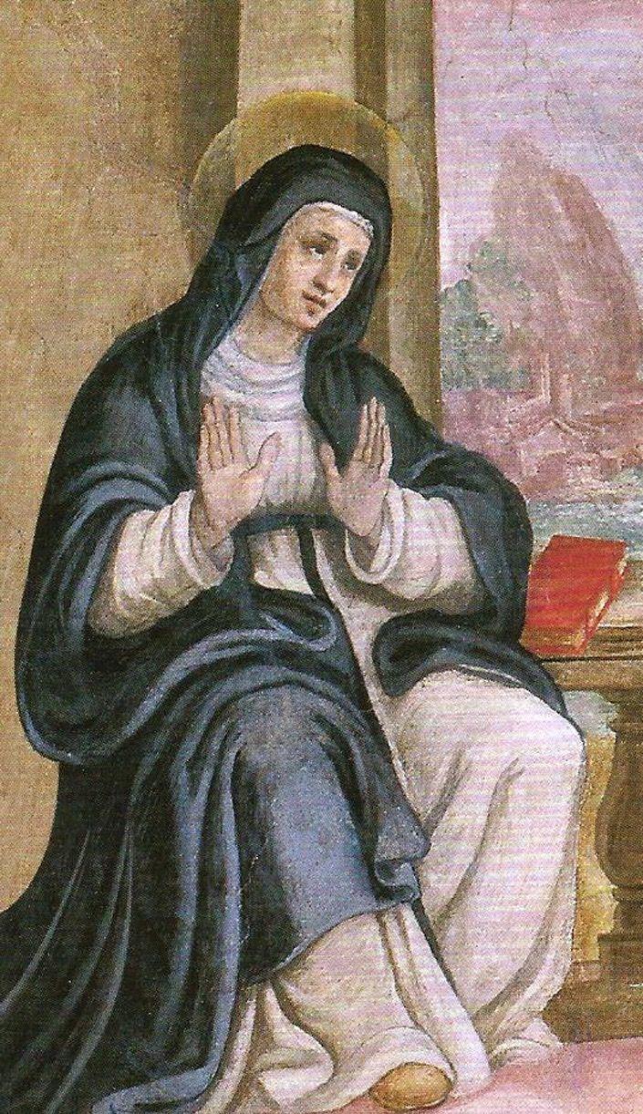 SANTA MÓNICA, MADRE DE SAN AGUSTÍN | Dia de santa monica, Santa monica,  Santo agostinho