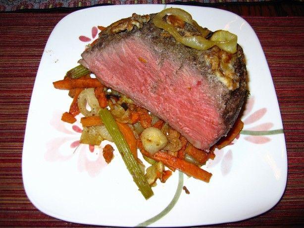 Perfect Rump Roast Recipe Food Com Recipe Rump Roast Recipes Roaster Oven Recipes Recipes