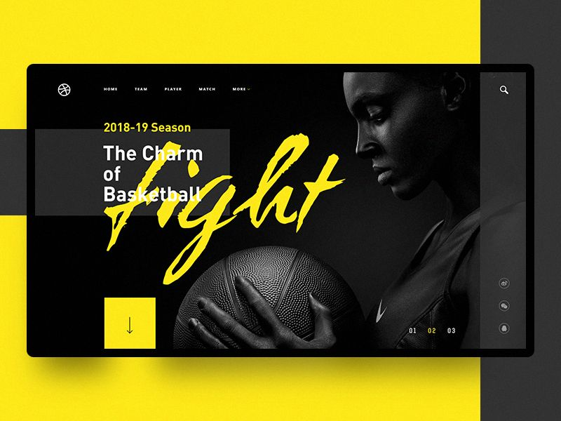 45  creative website header ui design ideas for inspiration