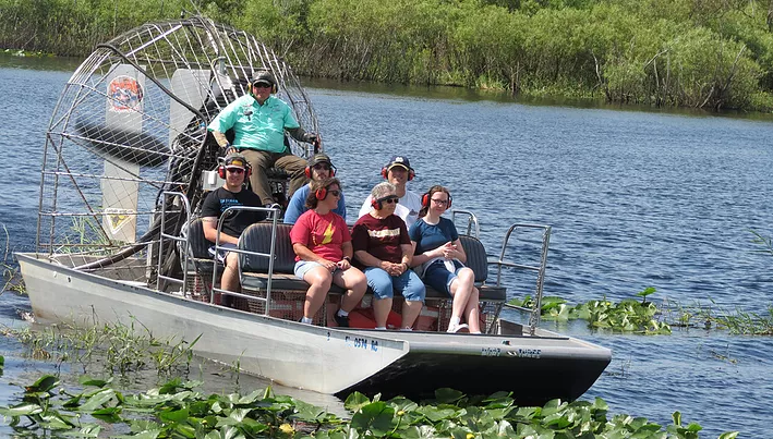 Airboat Ride Prices Melbourne Florida Camp Holly
