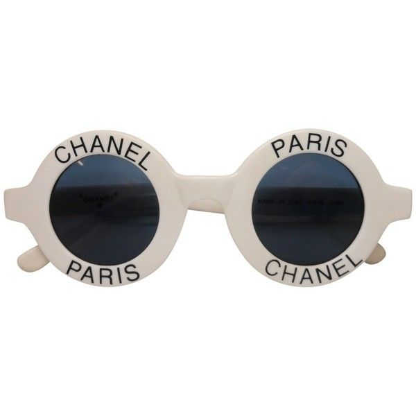5c6fbee844 Sunglasses CHANEL (1 988 625 LBP) ❤ liked on Polyvore featuring  accessories