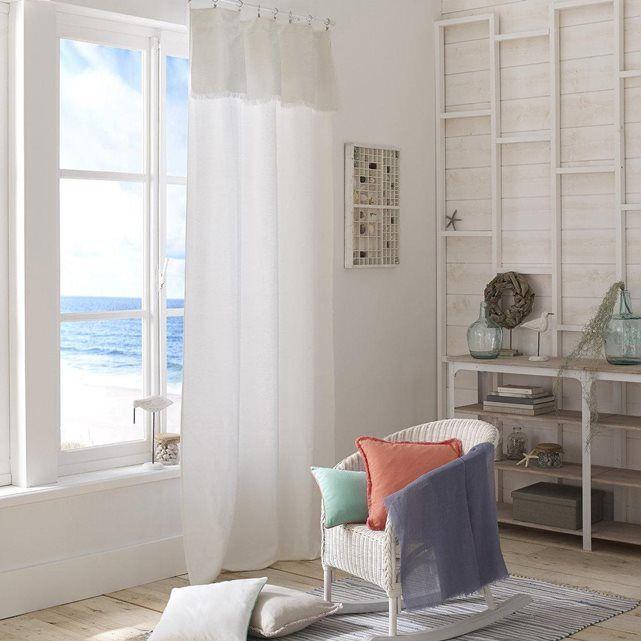 rideau esprit boh me chic tifenn boh me chic les rideaux et m tisse. Black Bedroom Furniture Sets. Home Design Ideas