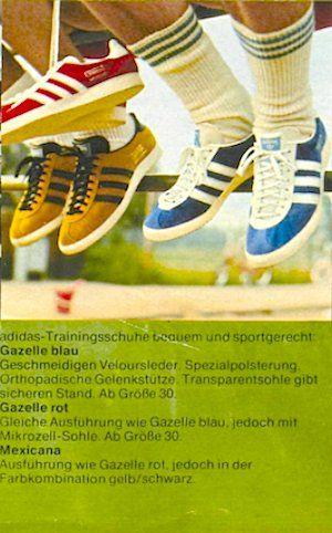 adidas gazelle 1968