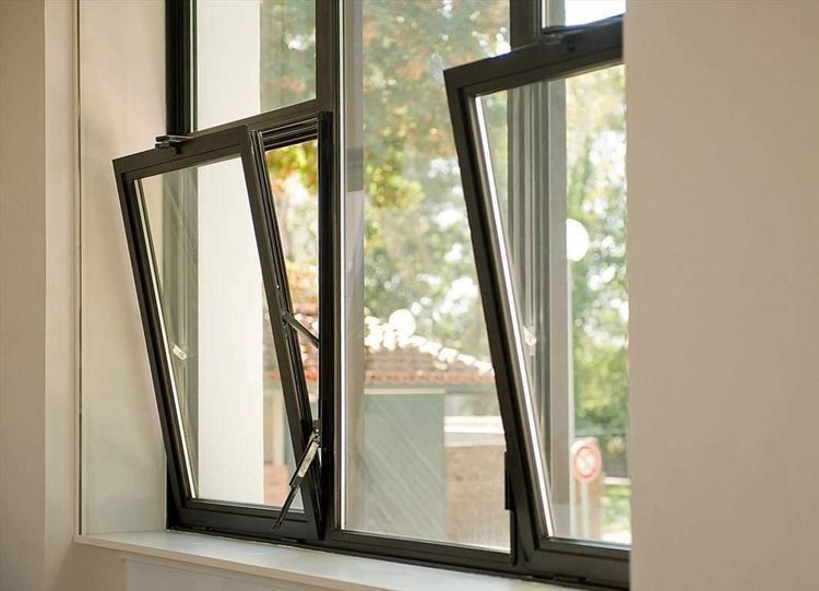 Aluminium Window With Theraml Break View Aluminium Window Echang Product Details From Foshan Echan Diseno Ventanas Aberturas De Aluminio Ventanas De Aluminio