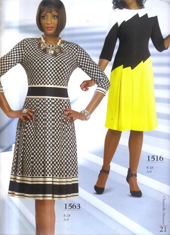 Chancelle Dresses 2015