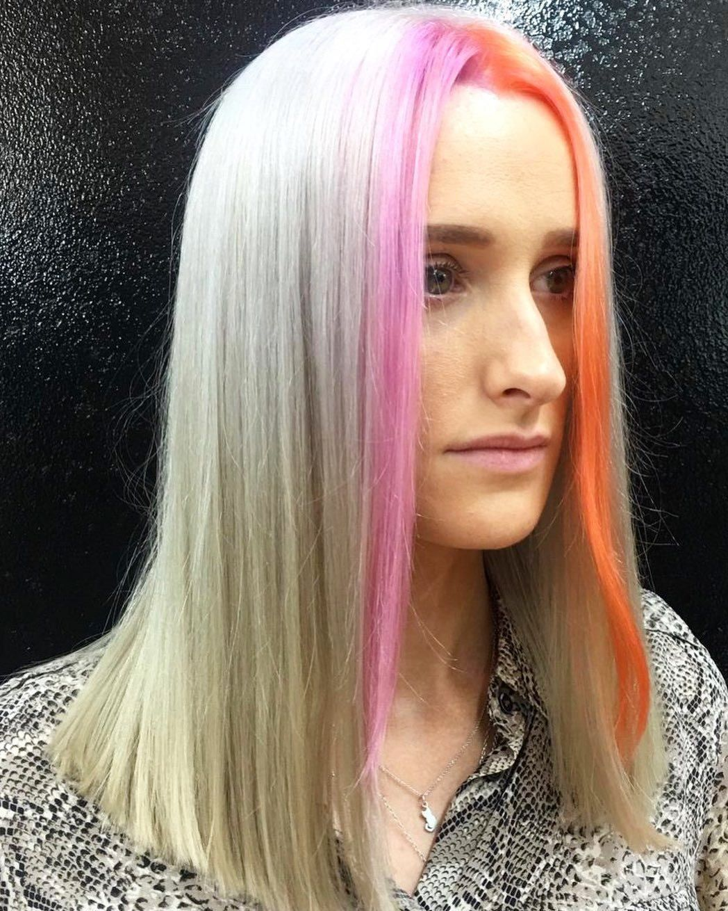 E Girl Hairstyles Are You Brave Enough To Try Tiktok S Latest Hair Trend In 2020 Hair Styles Girl Hairstyles Hair Trends