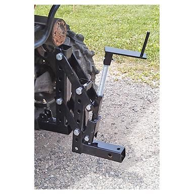 Atv Utv 1 Point Lift System Farming Equipment Atv