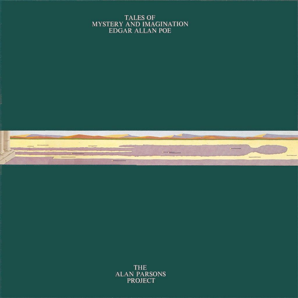 Alan Parsons Project Tales Of Mystery And Imagination Edgar Allan