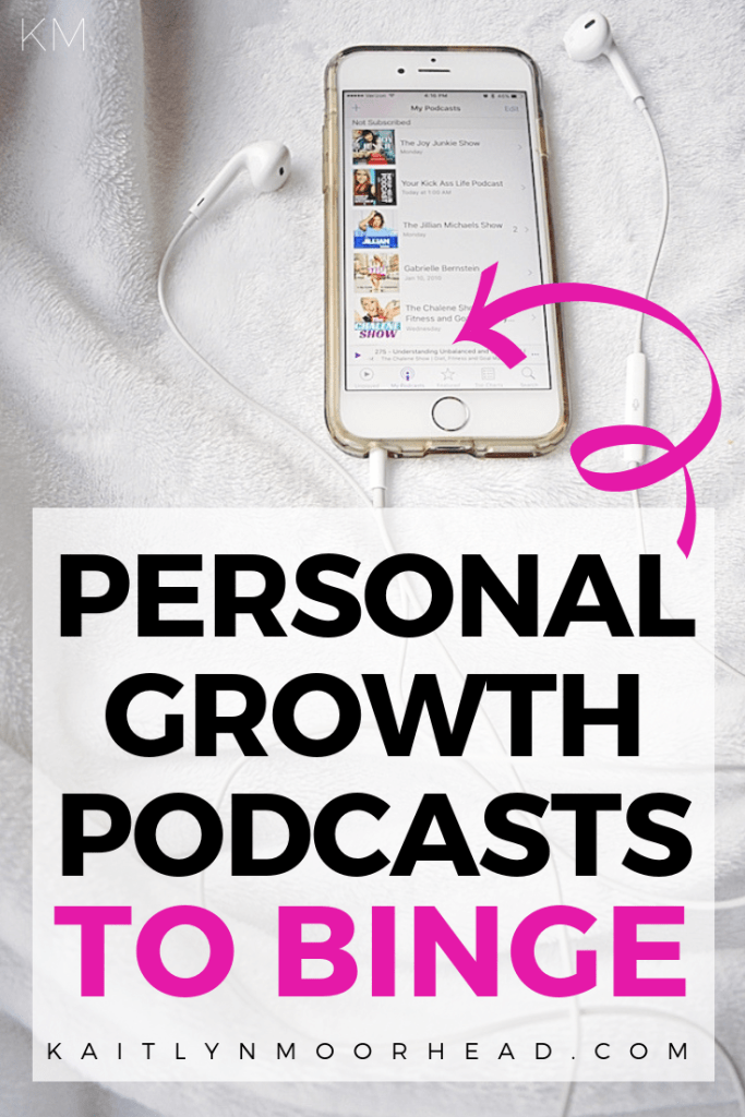 Personal Growth Podcasts You Should Listen to Daily