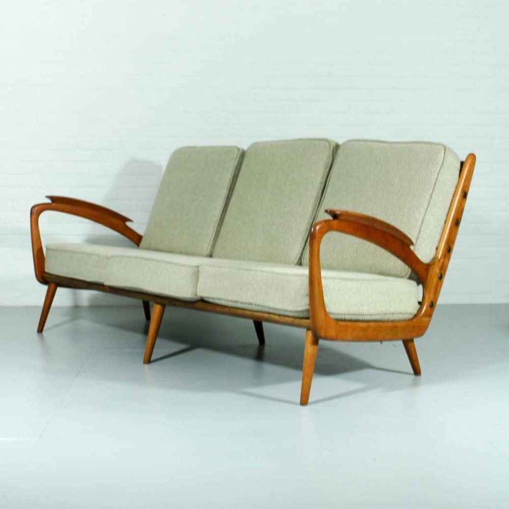 For Sale Through Retrostart Sofa From The Fifties By Unknown