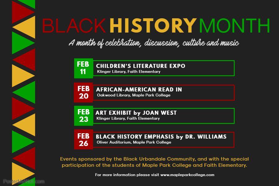 Pin By Keerah Komolafe On Black Hist In 2021 Black History Month Events Black History Month Posters Black History Month