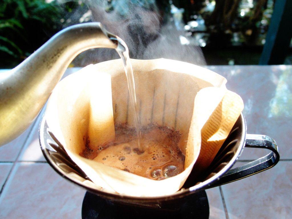 Der Filterkaffee erlebt sein Comeback