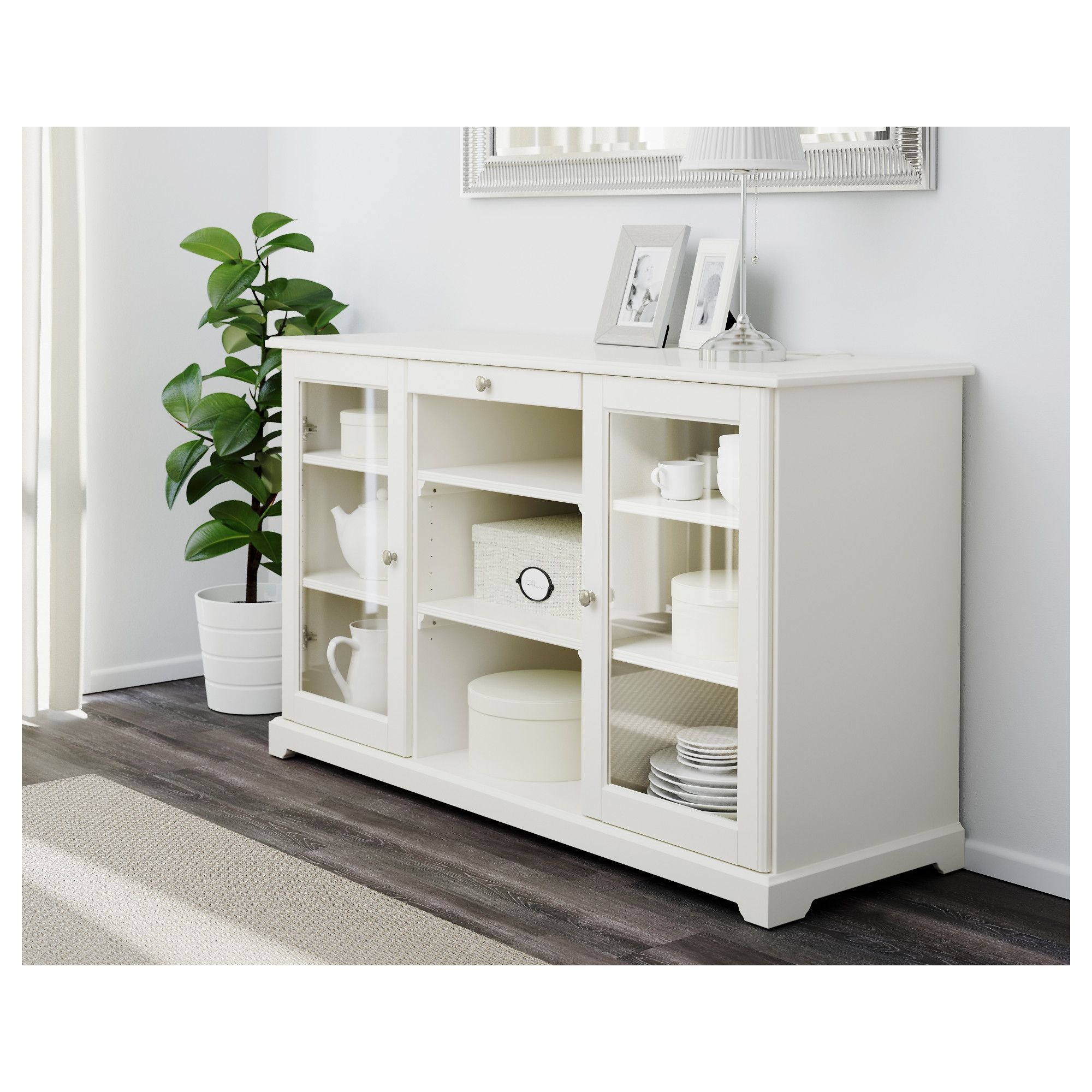 Ikea Anrichte Weiß Liatorp Sideboard White Time To Redecorate Liatorp Ikea