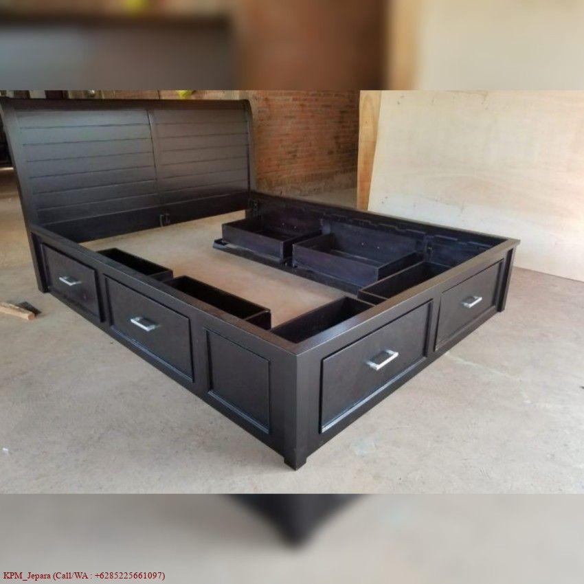 Tempat Tidur Spring Bed Minimalis