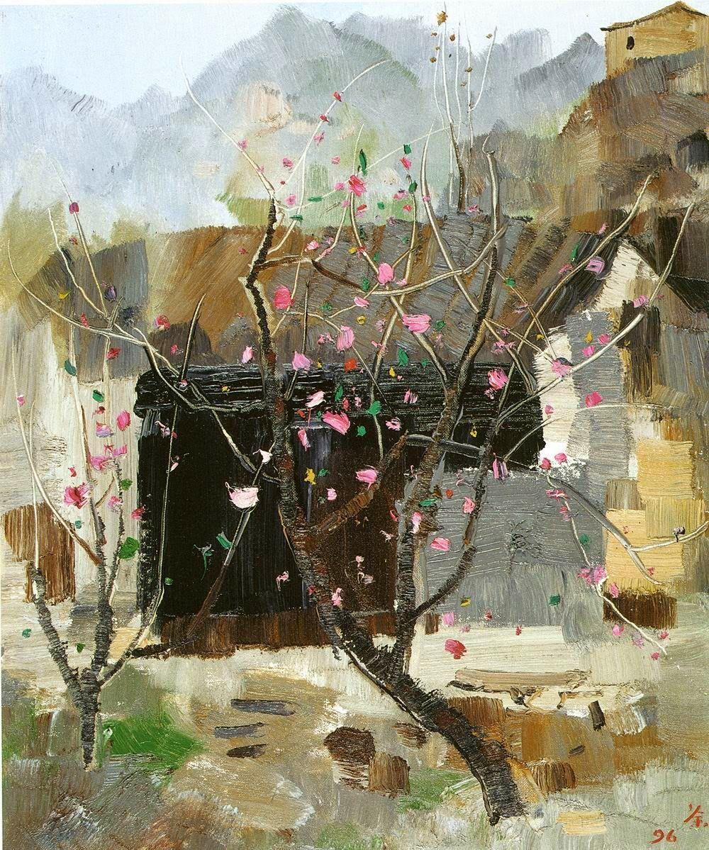 Kai Fine Art 吴冠中 Wu Guanzhong China Art Literature Art