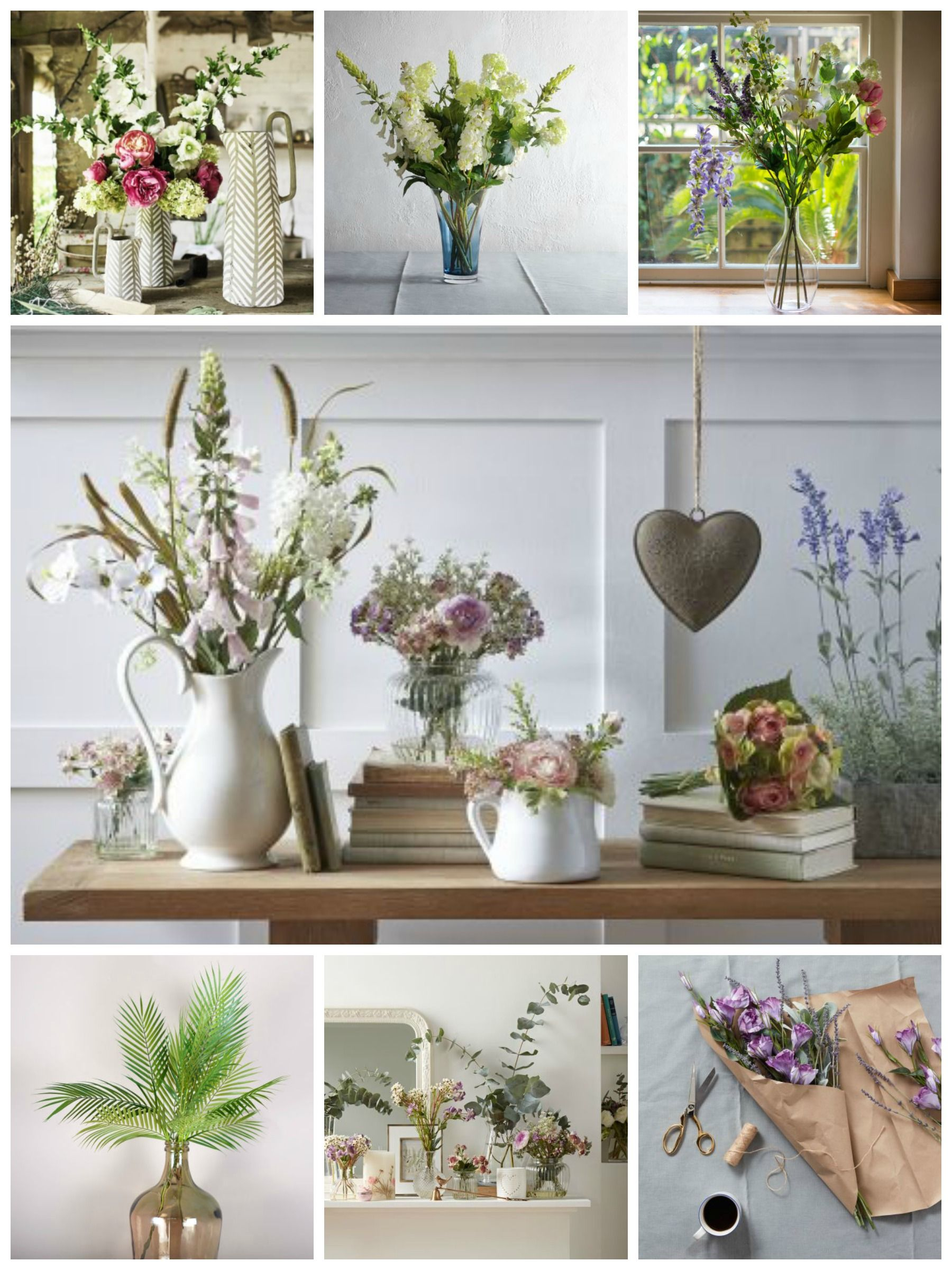How To Style Artificial Flowers And Plants At Home Faux Flowers