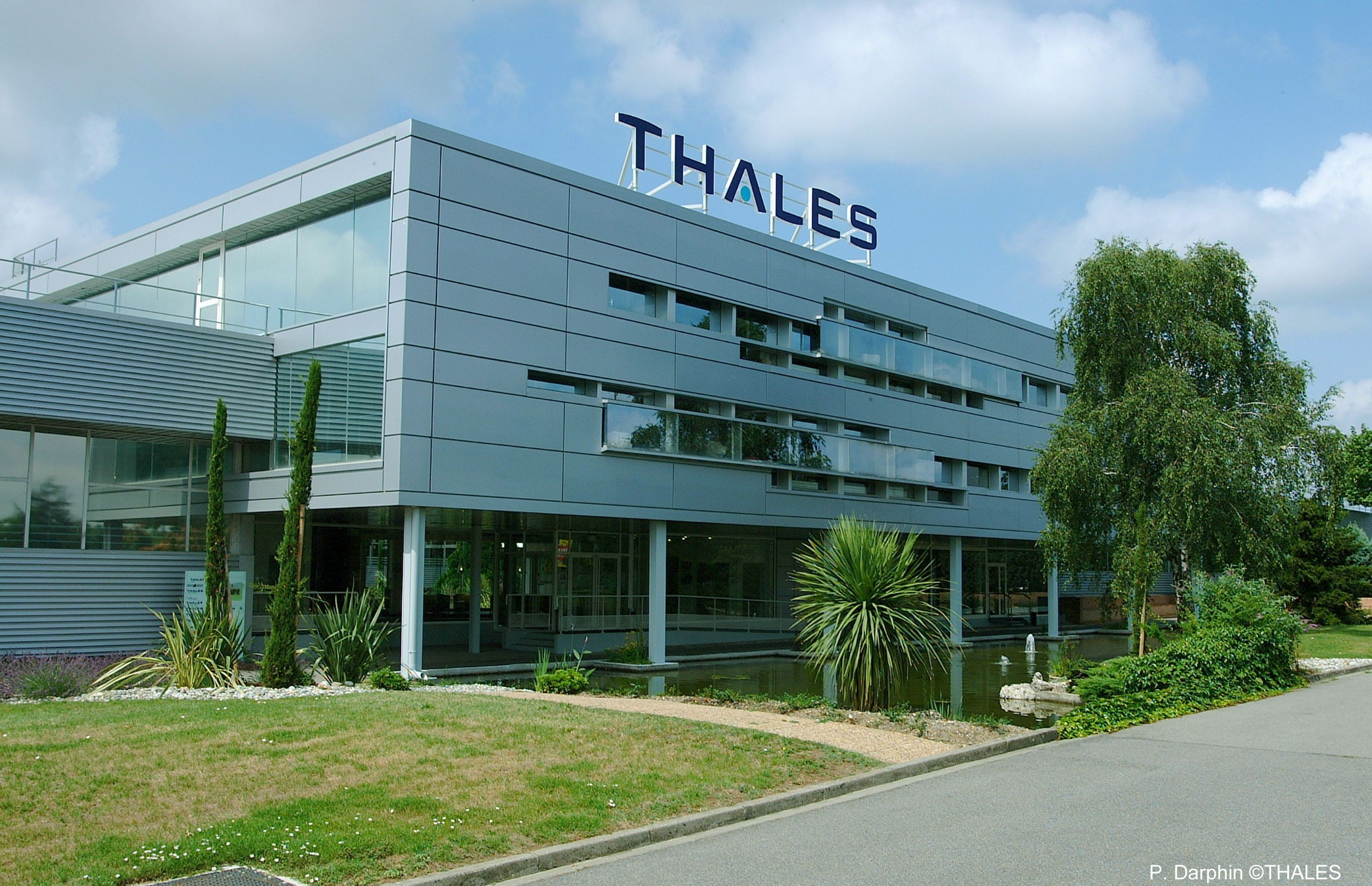 Thales Toulouse France My inspiration