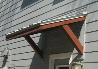 Residential Metal Awning By Austin American