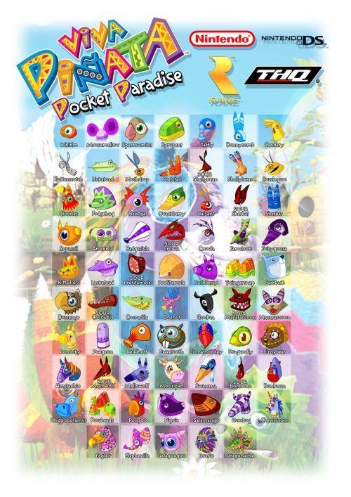 Viva Pinata: Party Animals Cheats, Codes, Cheat Codes ...