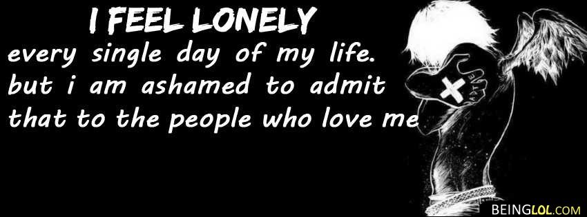 lonely facebook