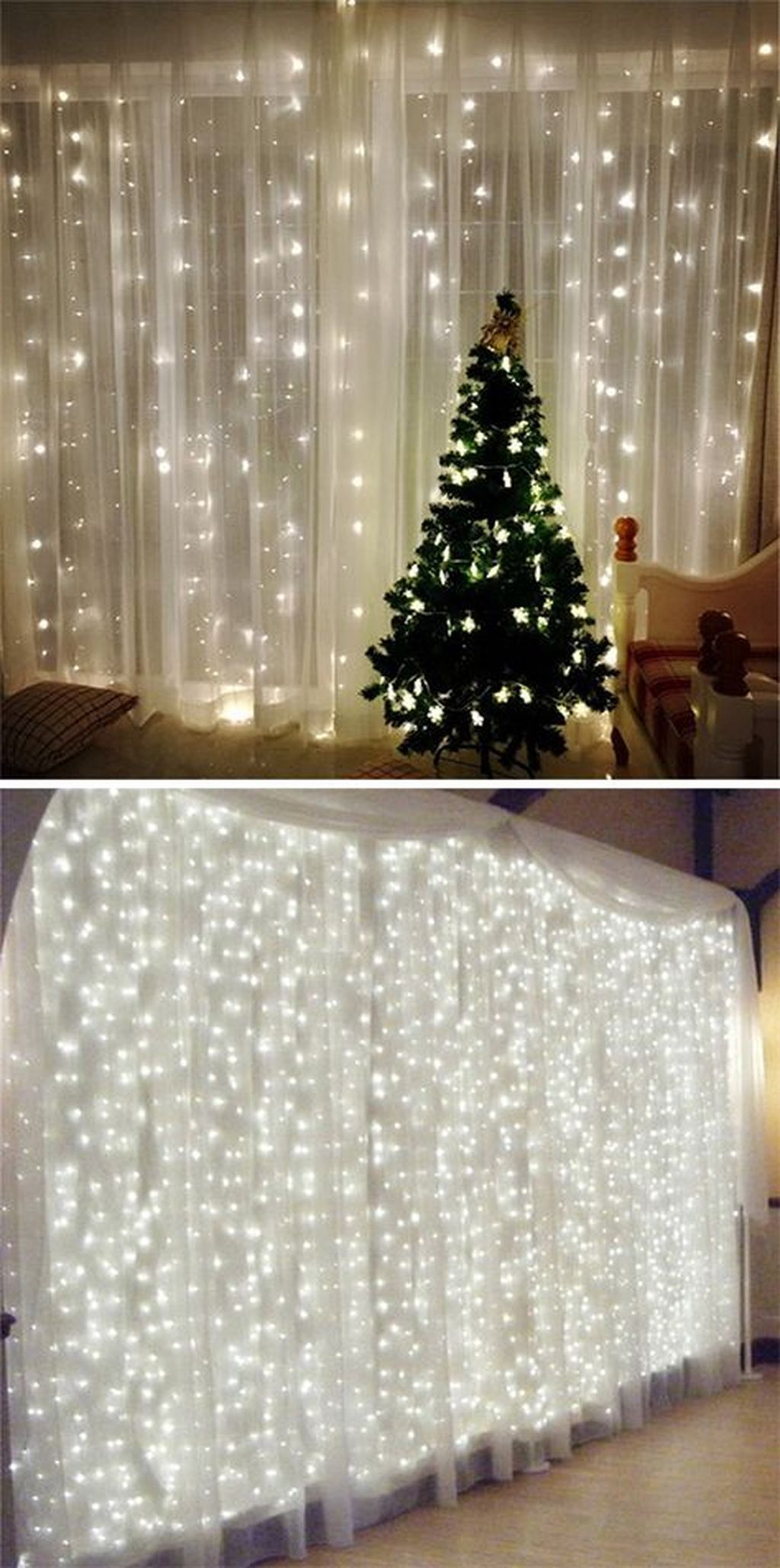 Cheap and easy christmas decorations for your apartment ideas (12 ...