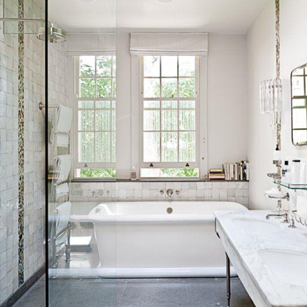 Amenagement D Une Salle De Bains De 4m2 Sandbourne Bathroom