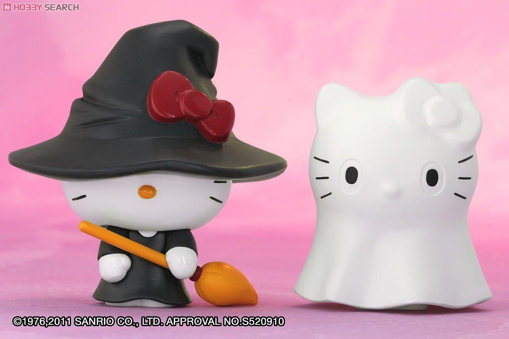 FCC Hello Kitty Mega Monster Cosplay Collection (PVC Figure) Item - hello kitty halloween decorations