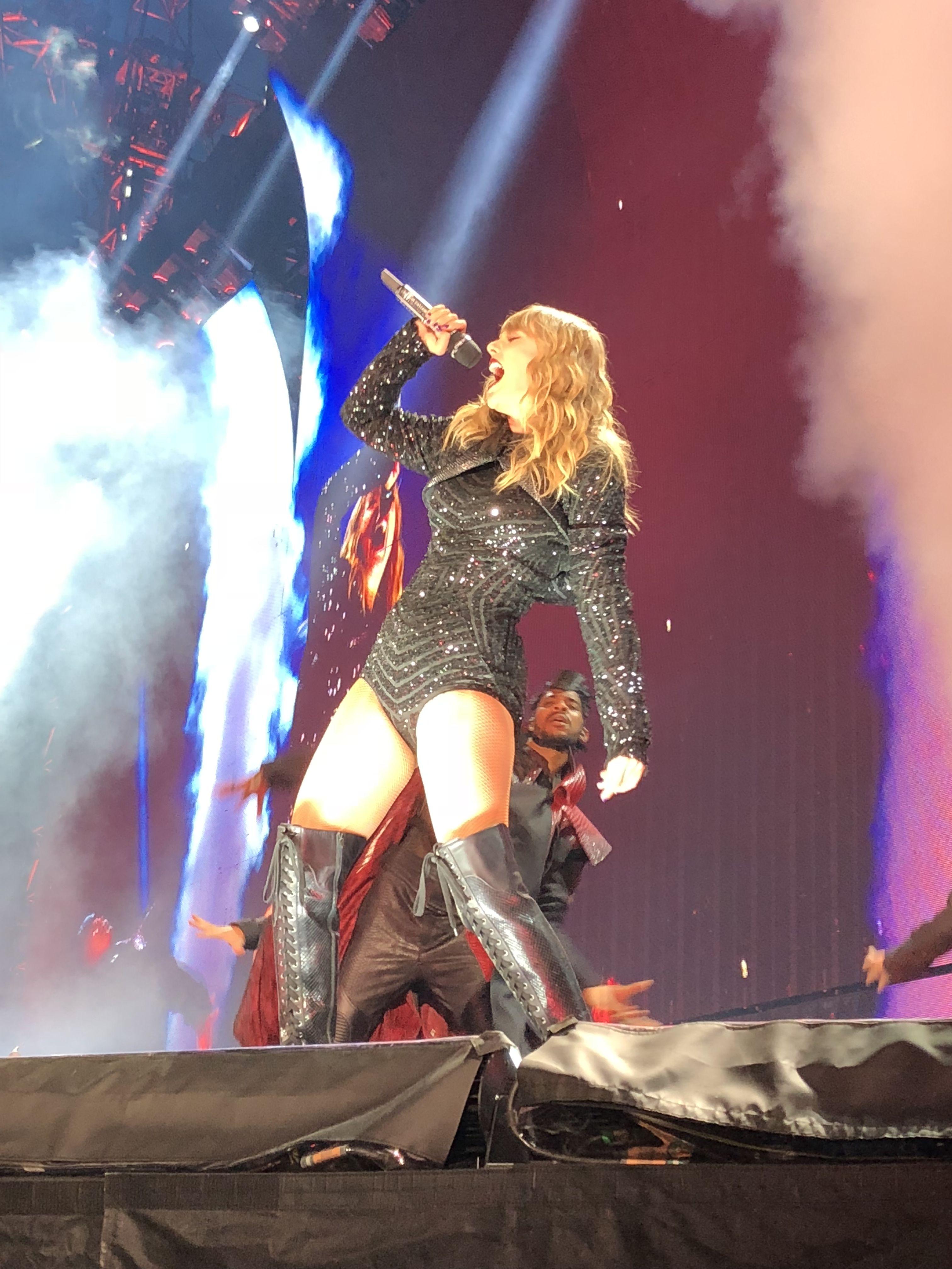 Reputation Stadium Tour Washington D C July 10th Campbellhuber Taylor Swift Songs Taylor Swift Celebrities
