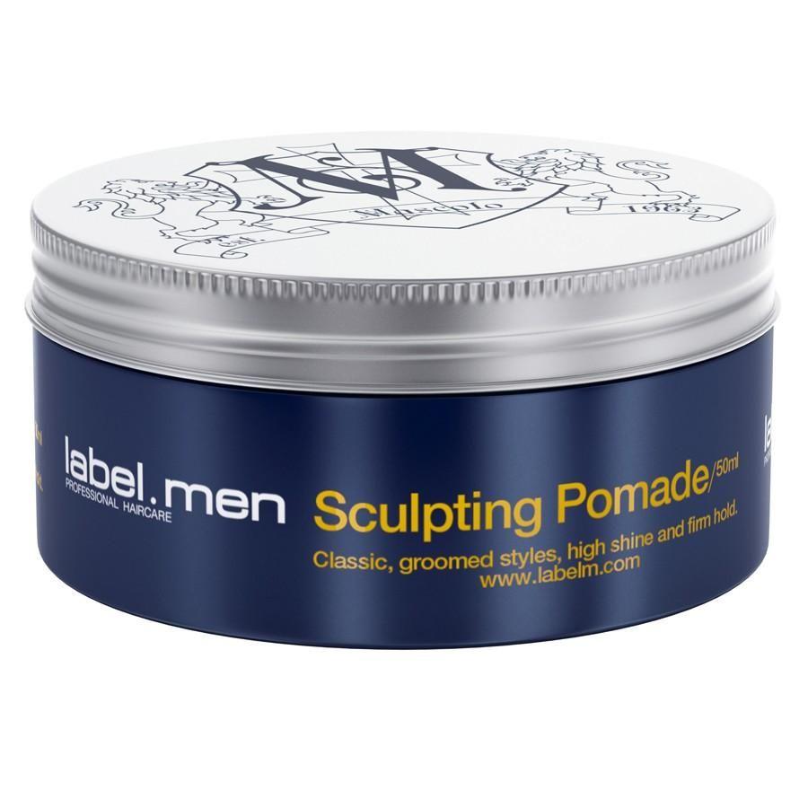 Label m men sculpting pomade whatus new pinterest