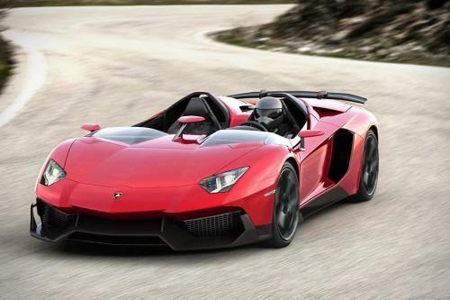 Lamborghini Aventador J Is A Super Rare Super Car Sports Cars