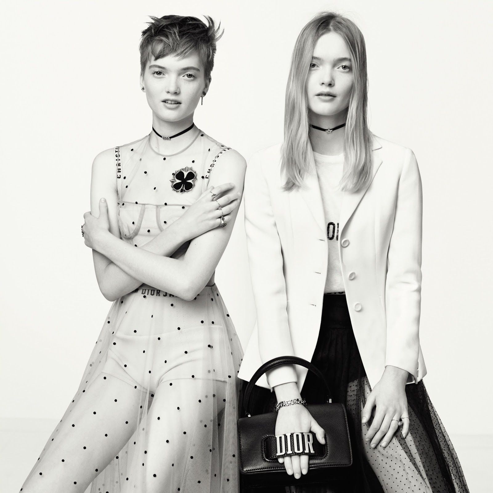 Dior christian spring summer campaign