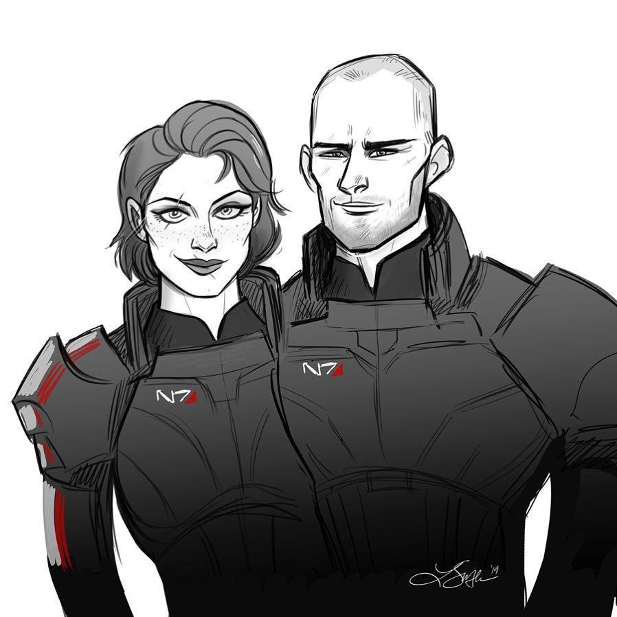 Happy Birthday Commander Shepard Commandershepard