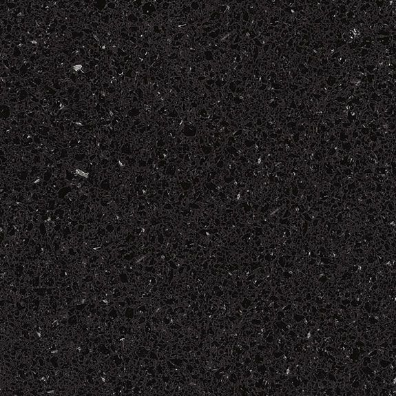 Quartz Zodiaq Mystic Black Stone Surface Quartz Quartz Kitchen