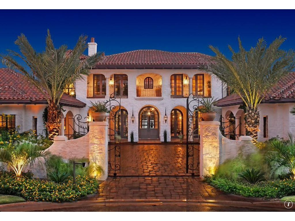 Pin On Mediterranean Style Homes
