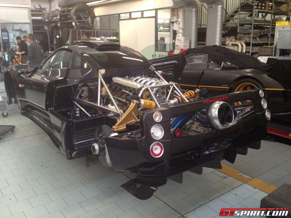 Pagani Zonga 760 Zonda Super Cars Mustang Boats Automobile Hard