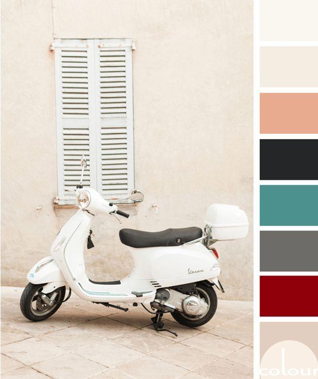 Dreamy Bedroom Color Palettes: Peach Color Palettes