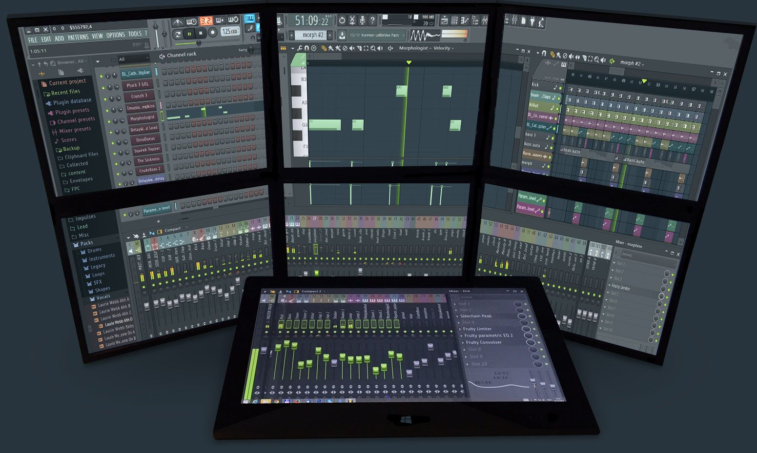 fl studio 12.5.1.5