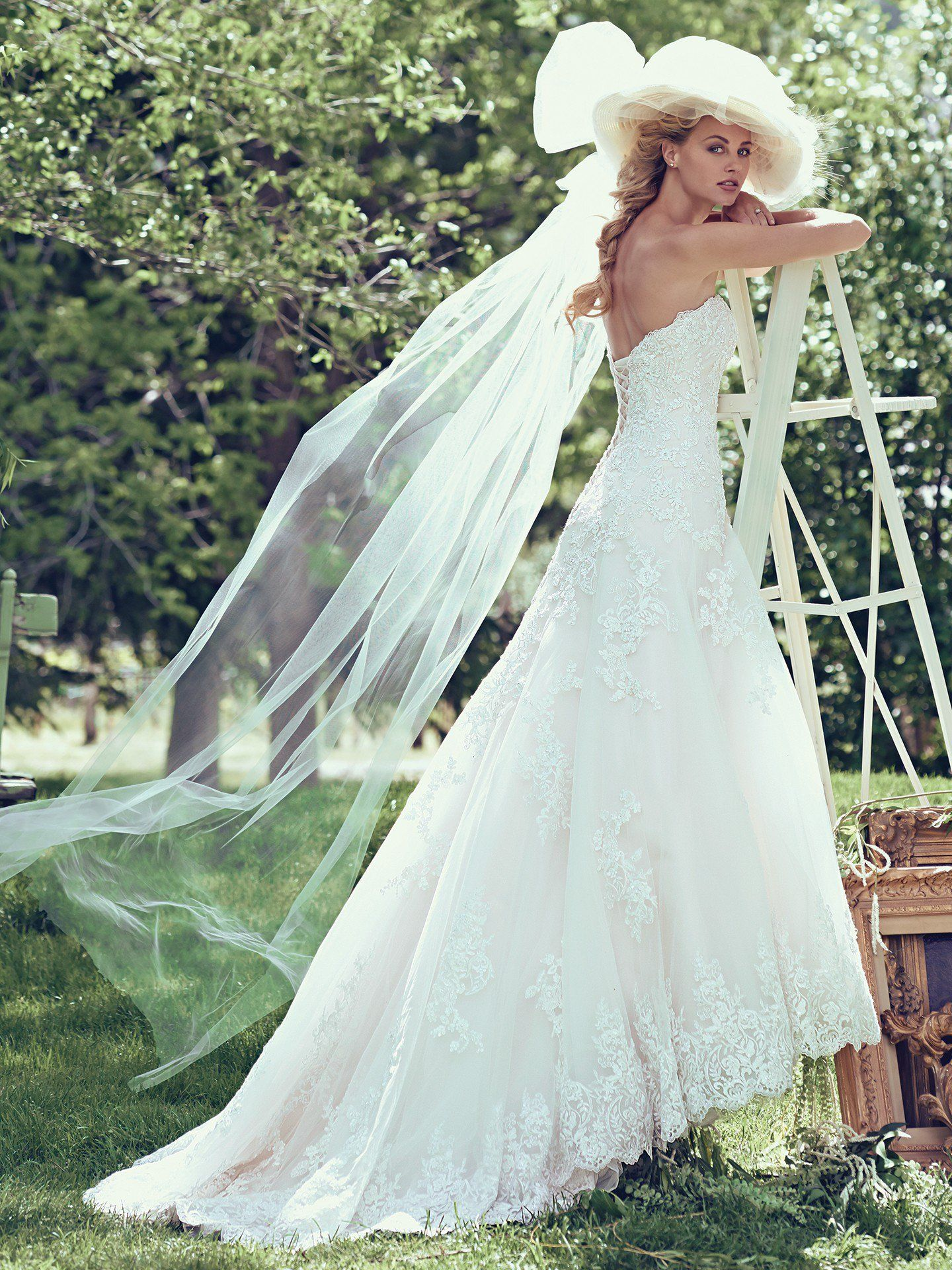 LAVERNA by Maggie Sottero Wedding Dresses | favorite wedding dress ...