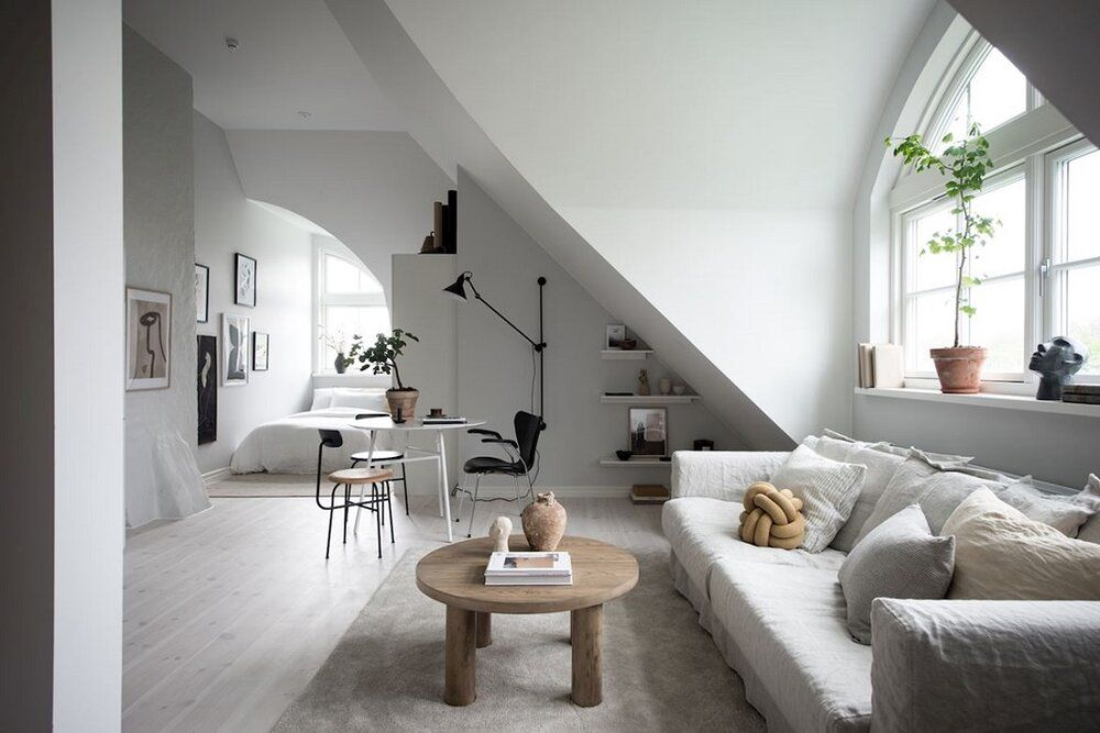 Best Of 2019 Studio Apartments The Nordroom In 2020 Apartment Interior Apartment Design Scandinavian Apartment