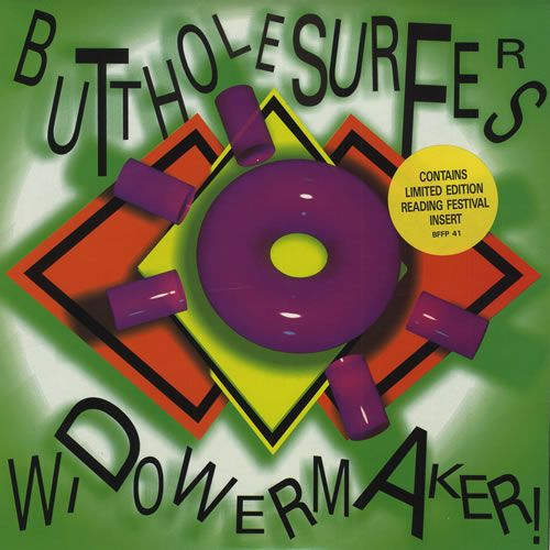 Butthole surfers singles