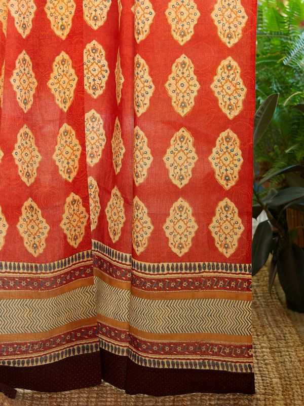 Bohemian Curtains Exotic Decorative Bohemian Colorful