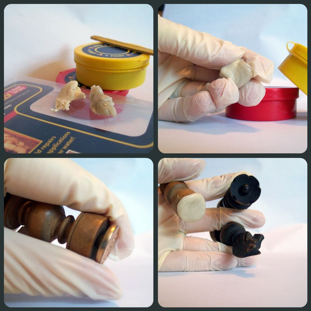 Raiding the button jar How to make your own wax seal