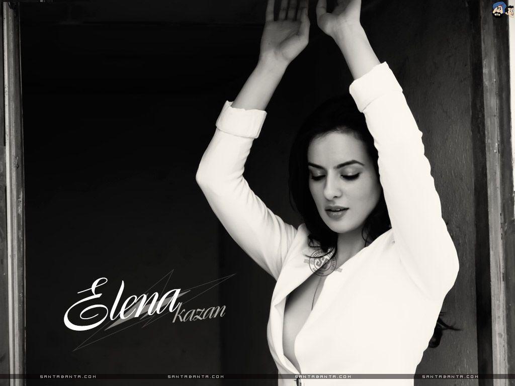 Elena Kazan Nude Photos 90