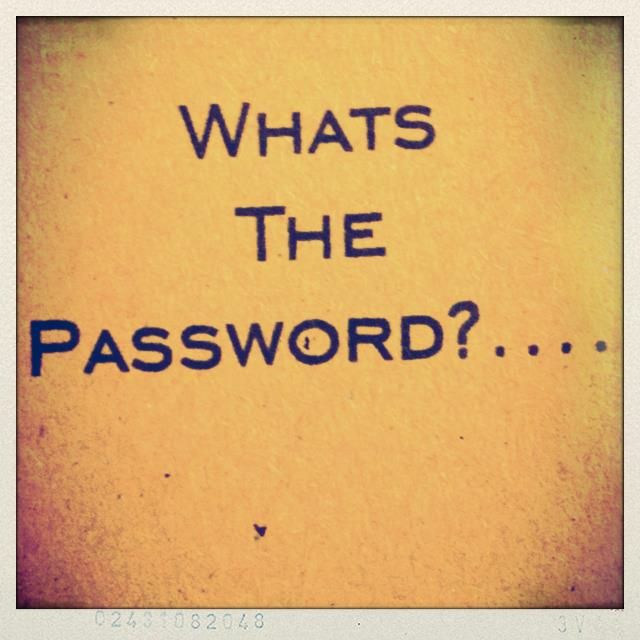 Wedding Website Password Ideas: Give Guests A Password On The Invitation, And Have A