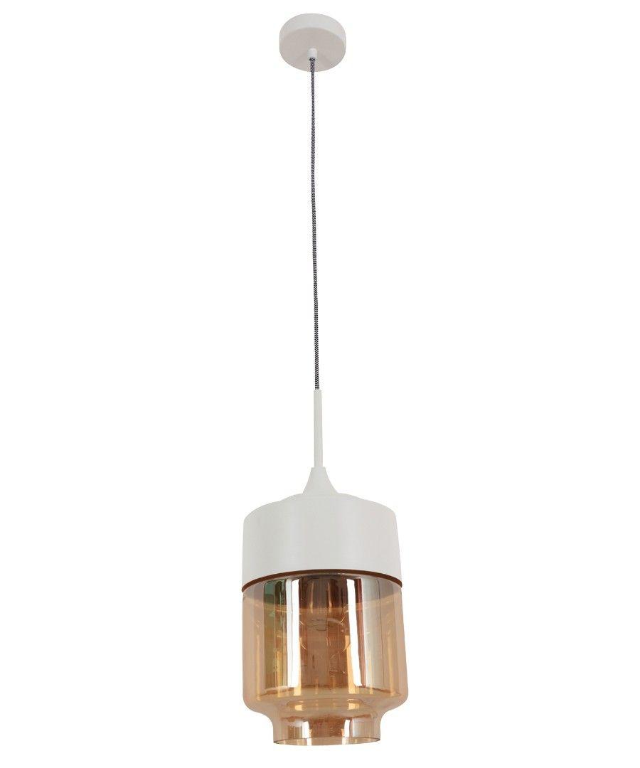 Gipsy 1 Light Cylinder Pendant Hanging Lights Pendant Lamp