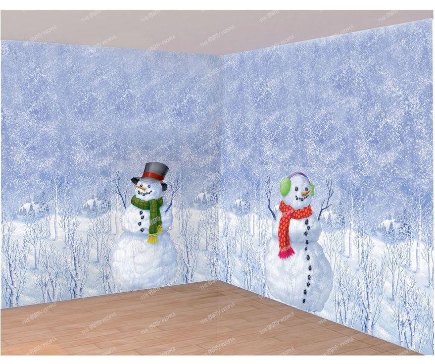 Image detail for -Scene Setters, Room Rolls - Winter Wonderland ...